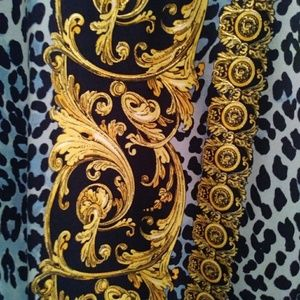 Cache animal print dress